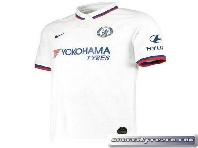 Camiseta de Chelsea lejos 2019 2020