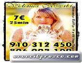 Buenas videntes ,runas,péndulo especialista en amor 4€ 15 min/ 7 € 25min/9€ 35min /12€ 45min 9103124