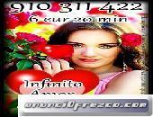 """Precisa y Directa al """"Interpretar las cartas del amor"""" VIDENTE Y TAROTISTA 910 311 422 / 806 002 128"""