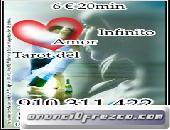 DESCONGELA EL AMOR Y ELIMINA EL DOLOR VISA DESDE 4 EUR 910311422-806002128 TAROT DEL AMOR INFINITO