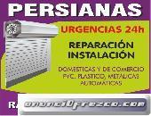 Persianista Reparaciones Persianas Madrid