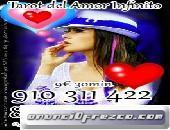 806002128 desde Coste min. 0,42/0,79 cm € min red fija/móvil. LAS 24 HORAS TAROT DEL AMOR INFINITO V
