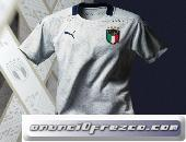 venta segunda camiseta de Italia baratas 2020-21 3