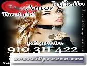 TAROT DEL AMOR 910311422 visa 4€ 15 min/ 6€ 20min/¿Problemas a los cuales no le ves salida? Necesita