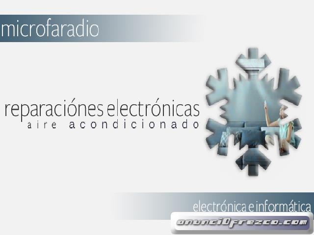 REPARACIÓN PLACAS ELECTRÓNICAS AIRE ACONDICIONADO