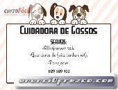 Cuidadora de Perros (Terrassa)