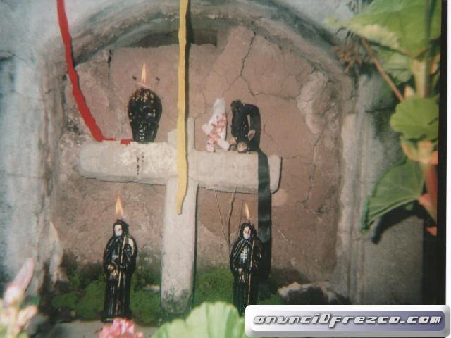 magias negras con rito en cementerio -- ( polonio )