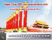 Viajes China con Vacacionchina-Su agencia de viajes y turismo de China