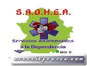ATENCION SOCIO SANITARIA A DOMICILIO