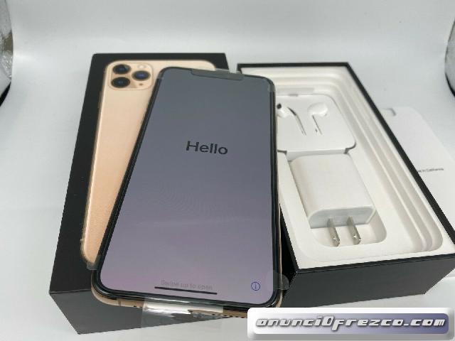 Apple iPhone 11 Pro Max 256Gb Factory Unlocked Original Nuevo