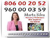 Oferta Tarot Visa Económica 5€ 10 min. Tarot 806 barato sólo 0,42 cm min.