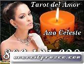 Tarot del Amor Ana Celeste tu Vidente de Confianza desde 6 euros/10m.