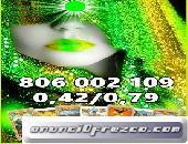 VIDENTE TAROTISTA BUENA Y FIABLE VISA 9€ 35min 910312450 / 806002109