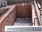 gunitados de tuneles y piscinas gunitadas en hormigon proyectado