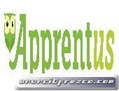 Apprentus busca profesores particulares. ¡Regístrate!