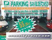 OFERTA Plazas de parking en alquiler