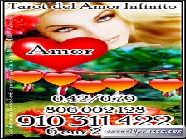 9€ 30min/ LAS 24 HRS  TAROT BARATO DEL AMOR ESPECIALISTAS VIDENCIA REAL 910311422/806002128