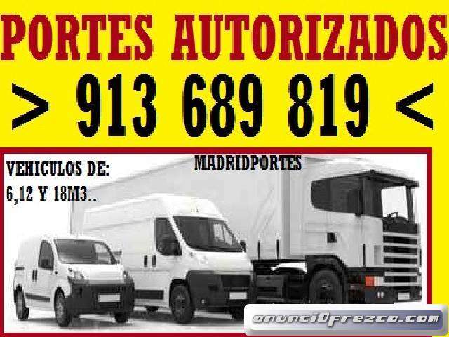 40eur//6X546OO847//FLETES EN FUENLABRADA MADRID