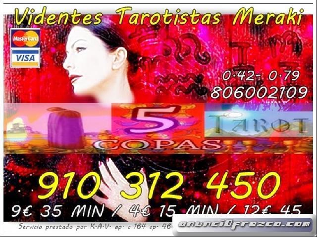 Videncia y tarot sin fallo, directo al grano, 910312450-806002109 ATENCION LAS 24 HORAS
