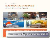 Casa Coyota, reserva y no te arrepentirás.