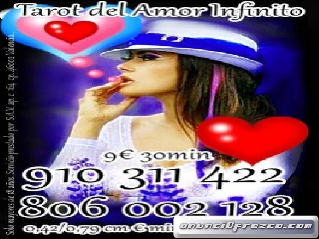 Decídete a descubrir tu destino en el amor con una sola llamada 910 311 422-806002128