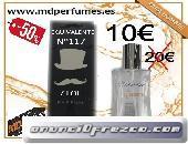 Perfume Equivalente altas gama  7.5 LOVEE Nº117 Hombre 10€  100ml 4