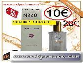 Perfume Mujer Equivalente altas gama Nº30 AGUA FRIA DE ROSAS  10€  100ml