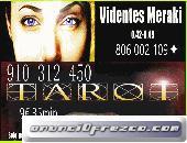 las 24 horas TAROT Y VIDENCIA MERAKI EXPERTAS EN CONSULTAS NATURALIZADAS YPERSONALIZADAS 910312450