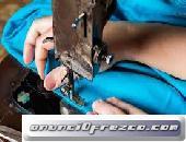 Se seleccionan costureros, zapateros, modistas, sastres,tapiceros