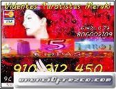 Tarotistas Expertas en el Amor 806002109 4€ 15 min. 910312450 CONSULTA SLAS 24 HORAS