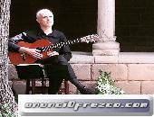 Guitarrista para bodas y eventos, toda Cataluña