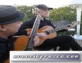 Dúo de guitarras para eventos, toda Cataluña