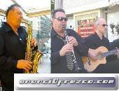 Saxo y clarinete, dúo con guitarra, trio musical, eventos, toda Cataluña