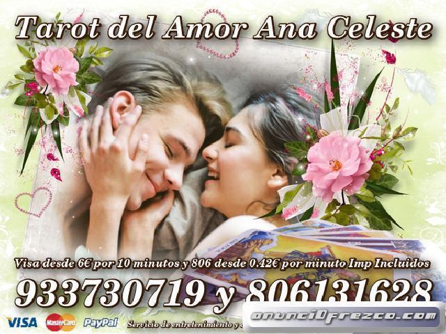 Consultas Detalladas del Amor Ana Celeste Visa Económica.-