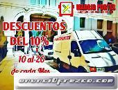 MUDANZAS *91/368,9819*ANUNCIOS PORTES EN MADRID