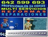 Profesionales y servicios a domicilio 24 horas