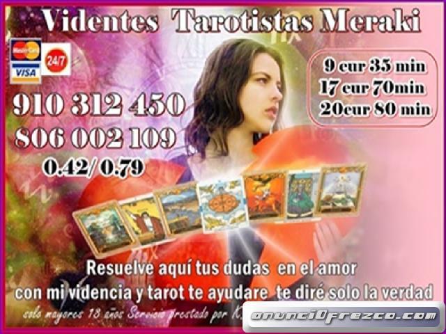 ¿Encontrare pronto a mi alma gemela? Visa 4€ 15min. 910312450 / 806002109 Tarot Económico ¡consulta