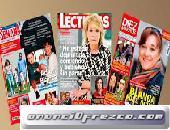 Vendo lostes y revistas de corazón ,estilo semana, lecturas