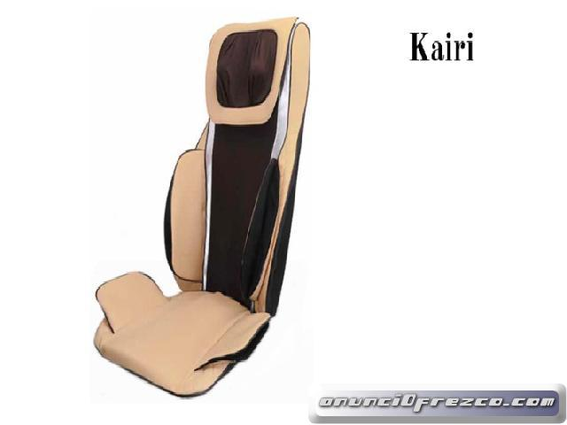 Vendo sillon de Masaje KairiMarca Amato