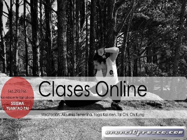 Clases Online, Artes Taoístas.