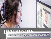 Clases inglés online ( 50 minutos / 7 euros)