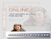 Clases inglés online ( 50 minutos / 7 euros) 2