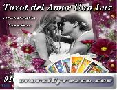 Tarot del Amor Una Luz+ Videntes Reales Tarotistas Españolas  **