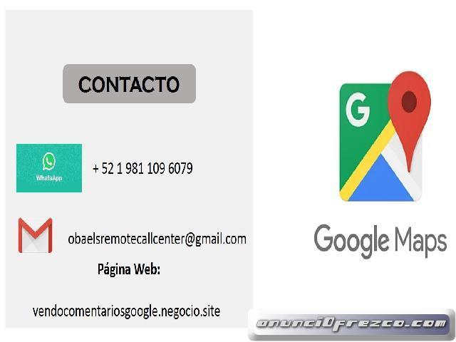 Posicionamiento de Negocios en Google.