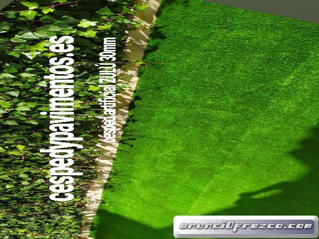 césped artificial barato para terrazas