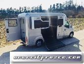 Renault master dci 170 bi turbo transporte de caballos