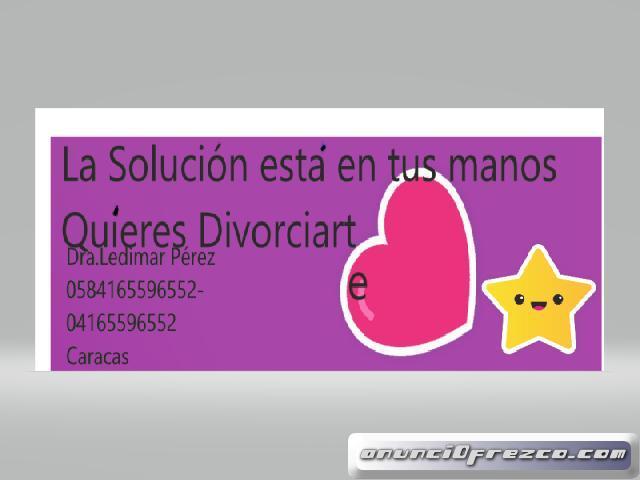 Divorcio por Desamor Caracas