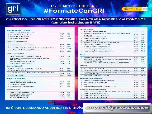 FORMATE EN CASA GRATUITOS ONLINE