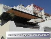 Venta, instalación y reparación de toldos y persianas.