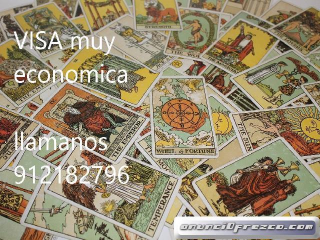 Promoción Consulta Tarot  por Visa